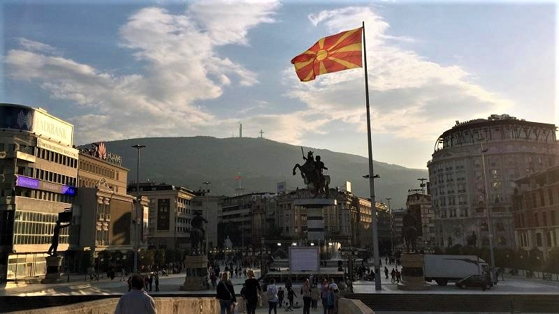 North Macedonia EU accession